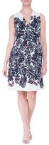 Olian Women's Print Maternity Dress