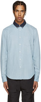 Rag & Bone Blue Yokohama Shirt
