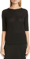 St. John Wool & Silk Sweater