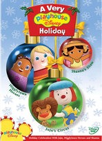 Disney A Very Playhouse Holiday DVD