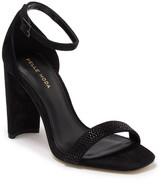 Pelle Moda Gabi 3 Suede Ankle Strap Sandal