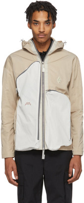 A-Cold-Wall* Beige Passage Jacket
