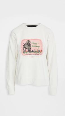 Marc Jacobs The Shrunken Sweatshirt