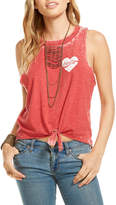 Chaser Love Coke Muscle Tee