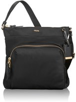 Tumi 'Voyageur - Capri' Nylon Crossbody Bag - Black