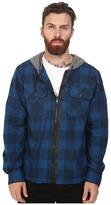 Tavik Izumi Long Sleeve Hooded Flannel