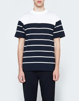 Acne Studios Naples Striped Tee