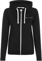 Jack Wills Athenley Zip Up Hoodie Ladies