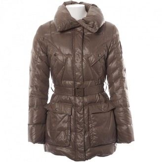 ADD \N Brown Synthetic Coats