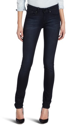 G Star Women's 3301 Contour Skinny Jean Glaze Superstretch
