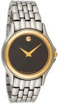 Movado Two-Tone Classic Watch