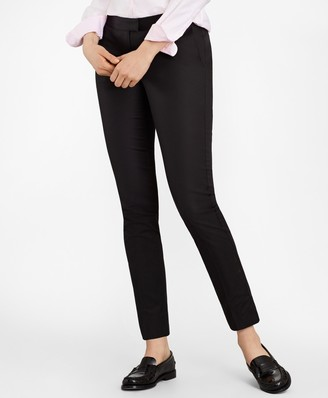 Brooks Brothers Flat-Front Stretch Advantage Chinos