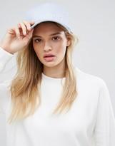 Calvin Klein - Casquette en coton - B