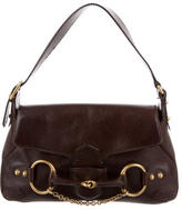 Gucci Studded Horsebit Hobo