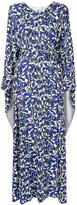 Osman printed dress - women - Spandex/Elastane/Acetate/Viscose - S
