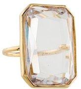Vera Wang Crystal Cocktail Ring