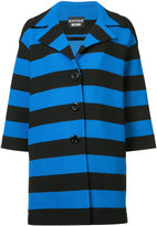 Moschino striped coat