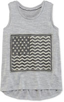 Arizona Americana Tank Top - Girls 7-16