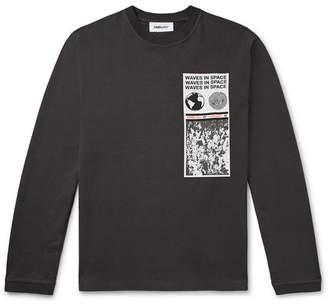 Ambush Printed Cotton-Jersey T-Shirt