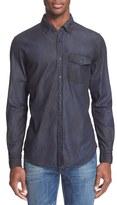 Belstaff Men's 'Samuel' Extra Trim Fit Denim Shirt