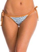 Vix Paula Hermanny Dune Piping Tie Side Bikini Bottom 8148189