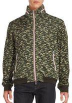 Moncler Rufin Camo Winter Jacket