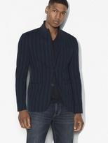 John Varvatos Vintage Striped Soft Jacket