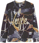 Hype Marbled jumper 3-13 years