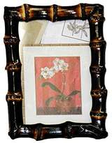 Bamboo Burnt Root Frame (4 in. L x 6 in. W)