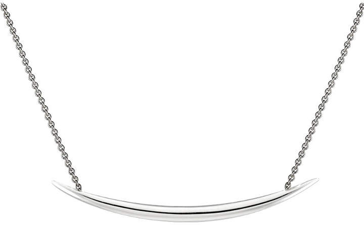 Shaun Leane Quill Silver vermeil necklace