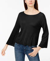 Eileen Fisher Tencel Bell-Sleeve Sweater, Regular & Petite
