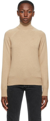 Maison Margiela Beige Cashmere Sweater