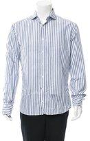 Michael Bastian Striped Button-Up Shirt w/ Tags