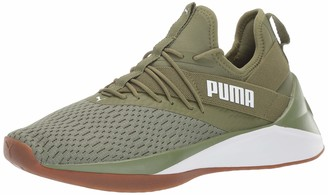 Puma Men's Jaab XT Summer Sneaker Olivine White 7.5 M US
