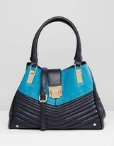 Dune Color Block Bag