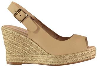 Firetrap Ronda Wedge Sandals Ladies