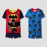 Lego Boys' The Batman Movie Pajama Set - Navy