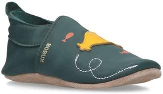 Bobux Leather Submarine Pram Shoes
