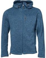 Berghaus Mens Greyrock Full Zip Fleece Hoody Dark Blue/Dark Blue