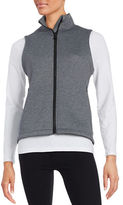 Calvin Klein Scuba Zip-Up Moisture-Wicking Vest