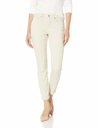 NYDJ Women's AMI Skinny Ankle with Cuff Jean