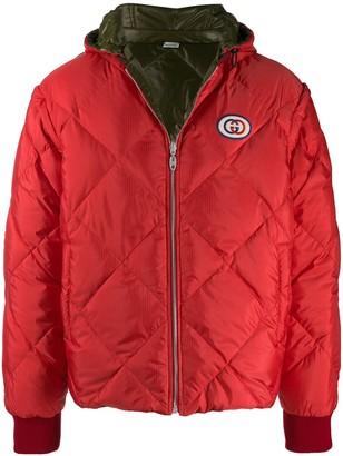 Gucci Reversible Down Jacket