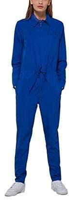 One Piece OnePiece Women's Silver Jumpsuit, Blue, (Size: X)