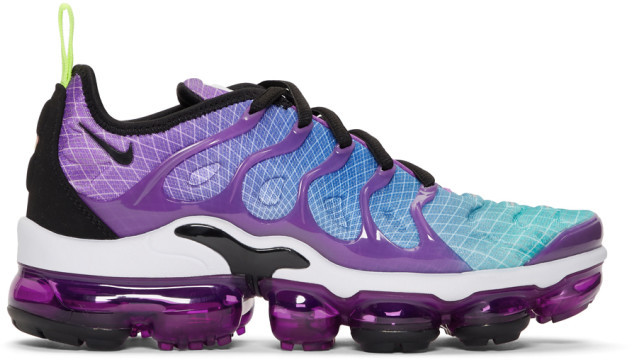 half off 4c1a5 6504b Multicolor Air VaporMax Plus Sneakers