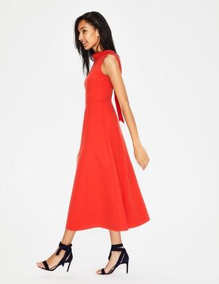 Aria Ponte Midi Dress