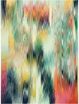 Urban Road Spectrum Canvas Print, 60x90cm
