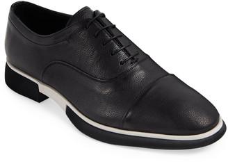 Paul Stuart Men's Montreal Lace-Up Leather Oxfords