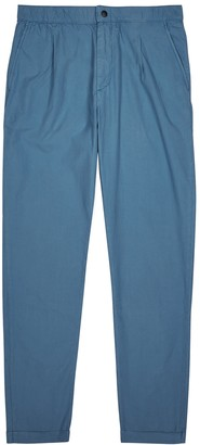 Paul Smith Turquoise Cotton Chinos