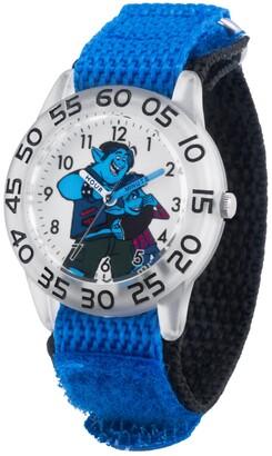 EWatchFactory Disney Onward Ian and Barley Boys' Clear Plastic Watch 32mm
