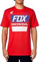 Fox Racing Honda Distressed Basic T-Shirt-2XL